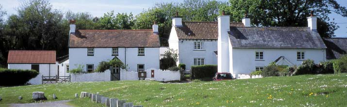 Cottages at Penrice Estate